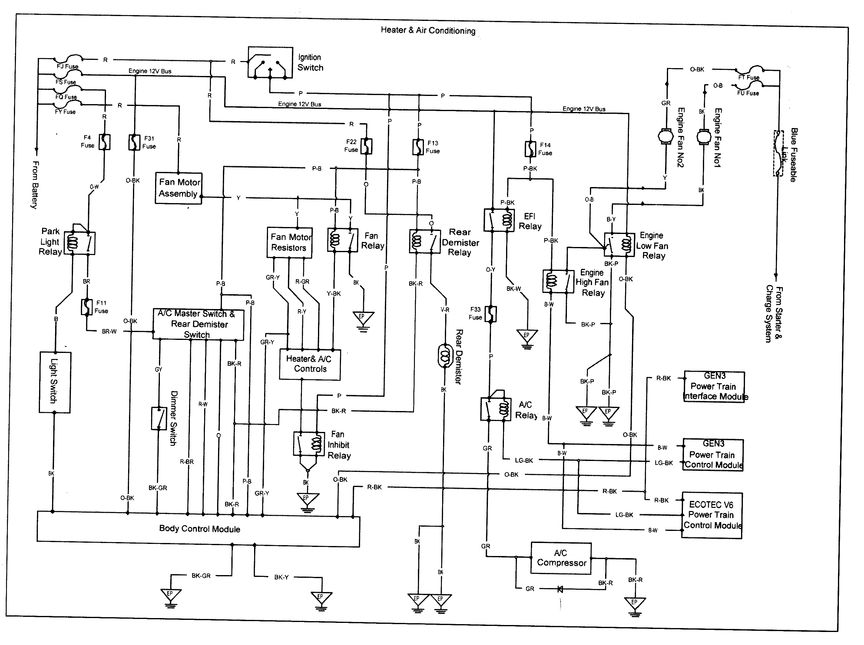 Vz Wiring Diagrams Great Design Of Diagram Vn Commodore Air Conditioning Php Light Switch Symbols